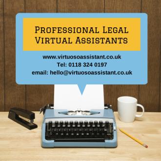 Virtuoso Assistant: online legal PAs