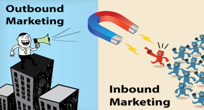 Boldthink: Outbound v Inbound Marketing