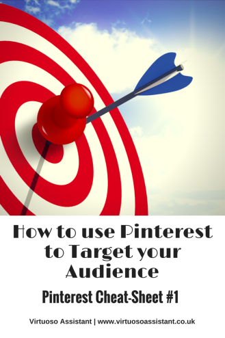 Pinterest for business target audience