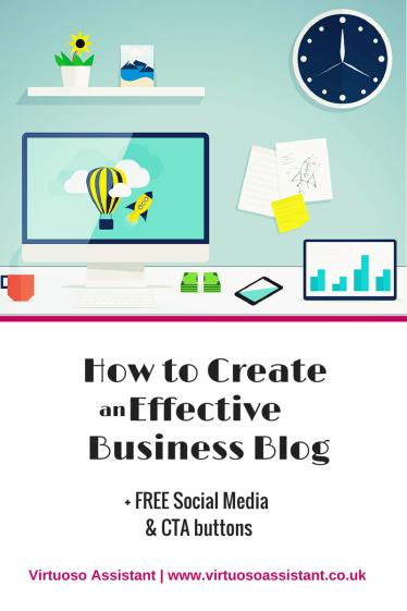 Create Effective Business Blog
