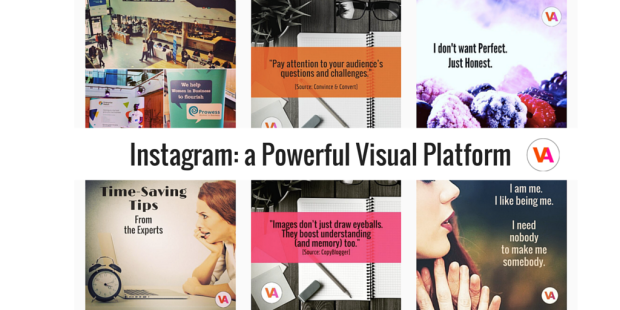 Instagram powerful visual platform