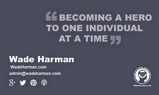 Wade Harman