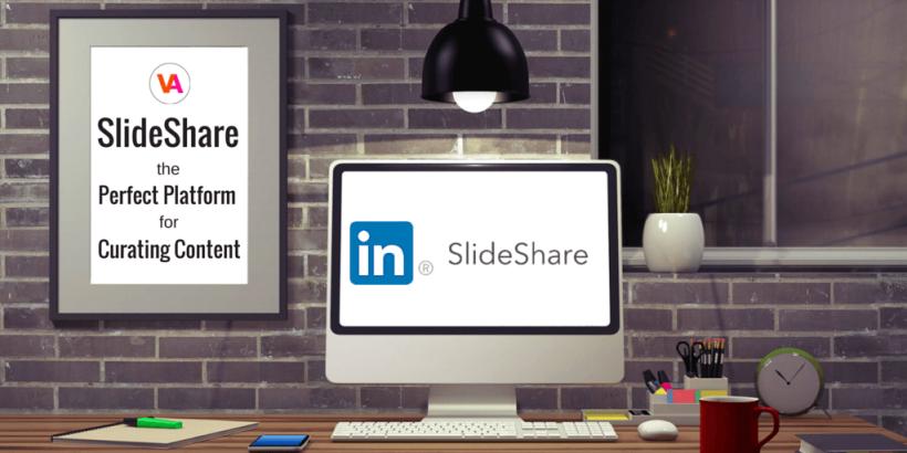 SlideShare Perfect Platform Content Curation